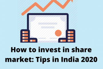 How to invest in share market: Tips in India 2020