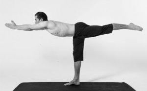 Virabhadrasana/ Yoga for weight loss