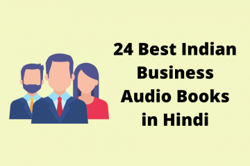 Best Indian Business Audio Books in Hindi