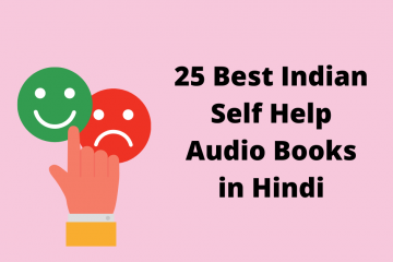 25 Best Indian Self Help Audio Books