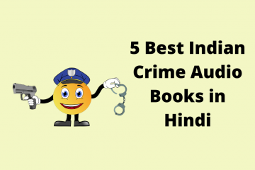 5 Best Indian Crime Audio Books