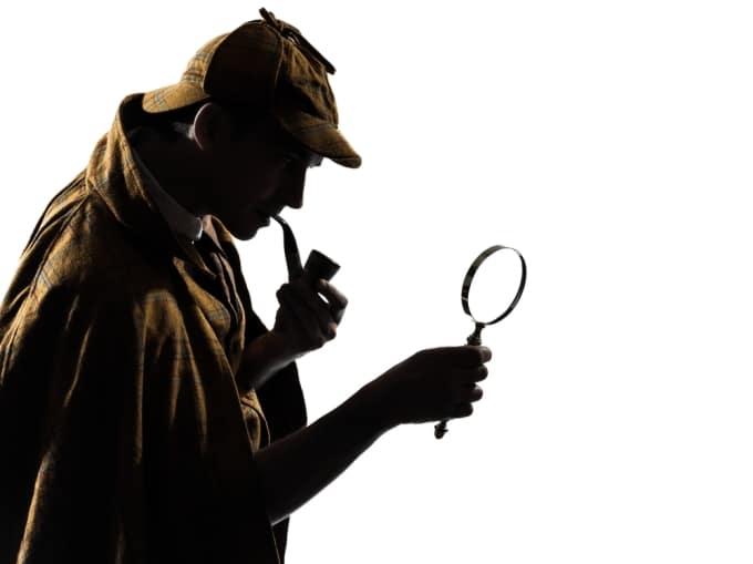Indian criminal audiobook in Hindi- Sherlock Holmes