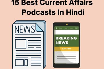 Current Affairs Podcasts
