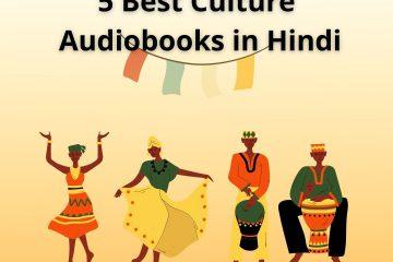 culture audiobooks in Hindi