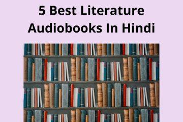 Literature audiobook