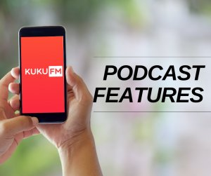 KUKU FM's podcasting features