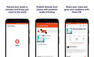 podcasting features