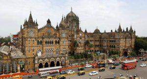 .Chhatrapati Shivaji Terminus (CST)