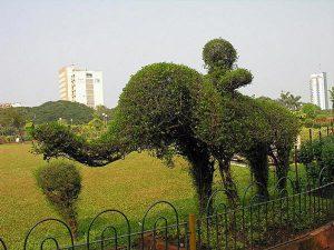 6. Hanging Garden of Mumbai