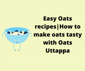 Oats recipes